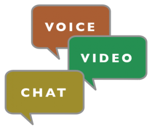 web-chat-video-audio